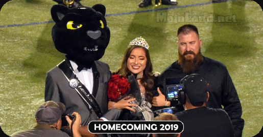 homecoming queen 2019