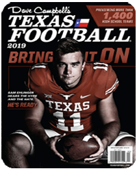 texas football magazine